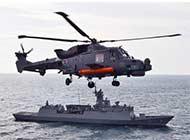 韩国最先进反潜直升机蠢蠢欲动