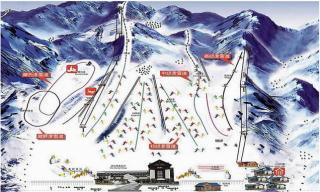 八达岭滑雪场