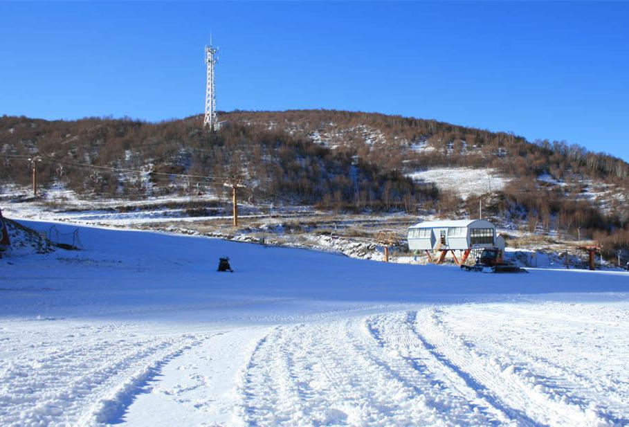 崇礼长城岭滑雪场