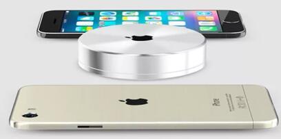 苹果iPhone 8可无线充电?这两家公司又有新动作
