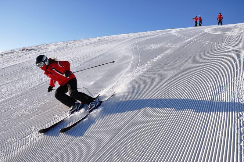 云顶乐园滑雪场