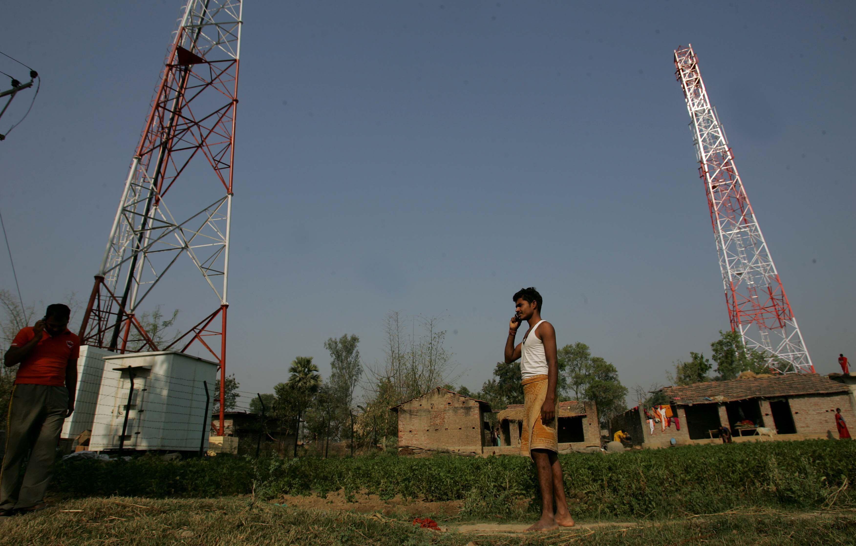印度计划推出费用低廉联网服务 拟覆盖15万村庄