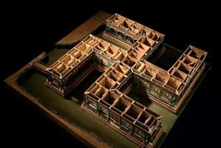 古建筑屋顶建造步骤及模型图片