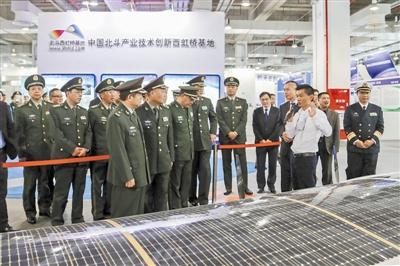 上海军民融合高科技产品产值突破2000亿元