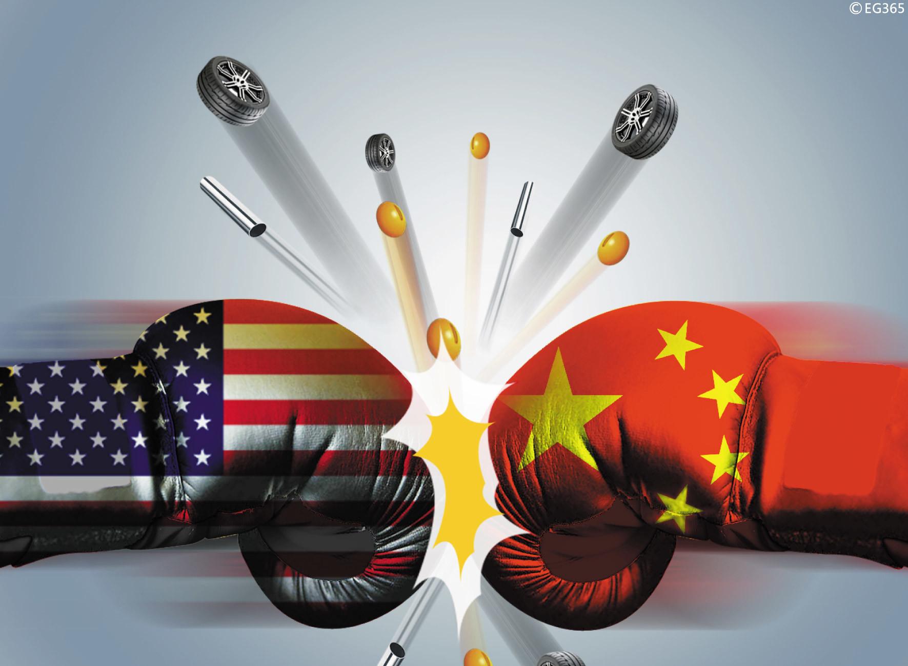 评论丨又在反倾销问题上生事 美国真要和中国打贸易战