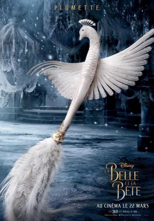 美女版《冰雪与真人》3月17上映啦美女野兽图片