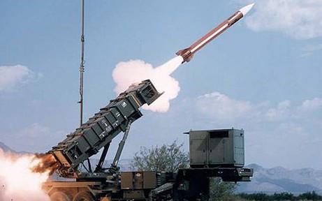 """台军部署""""爱国者""""防空导弹防范大陆军机"""