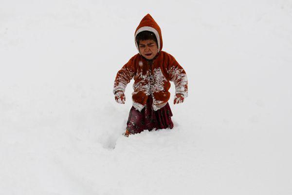 阿富汗遭遇极寒天气 致至少42人死亡