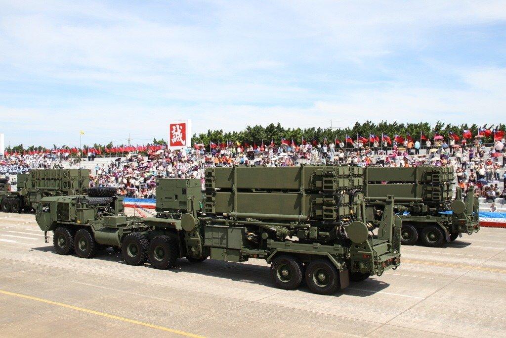 台军在东部部署爱国者3导弹 妄图吓阻大陆战机