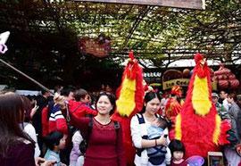 """春节游,广东凭什么全国""""最吸金""""?"""