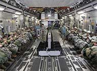 看美国伞兵如何训练跳伞