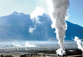 """""""十三五""""地热能开发将拉动投资2600亿元"""