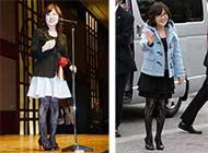 日本女军头着装黑丝袜恶趣味