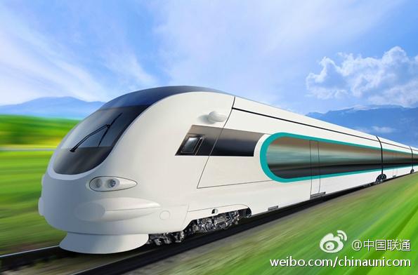 秒高铁!中国磁悬浮要飚600公里时速