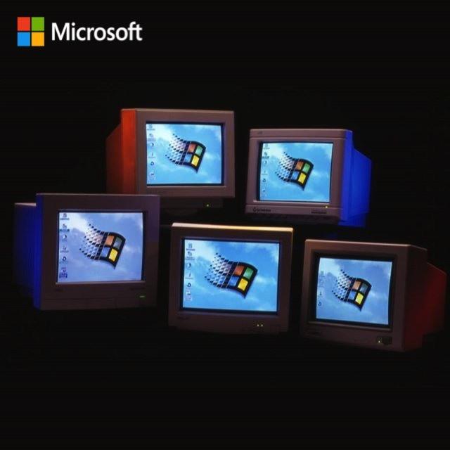 一起分享一下1995年的Windows哪个功能让你觉得印象最深? 