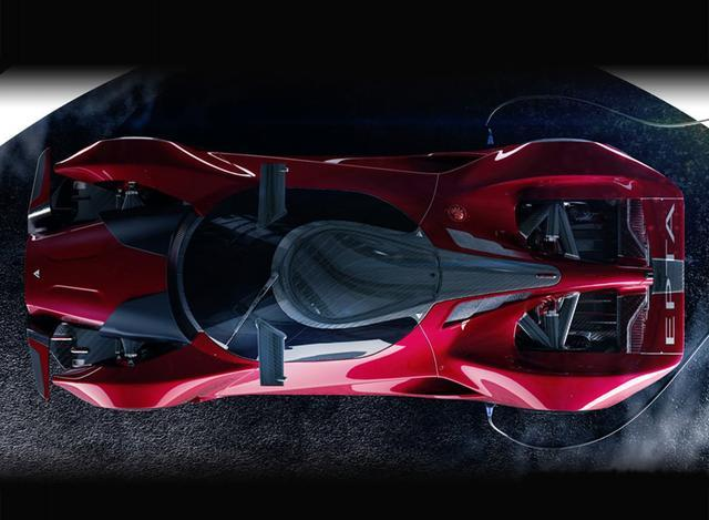 1500马力电动超跑将问世 最高时速400km/h