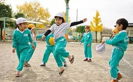 看完日本的幼儿园,才知道我们可能上了假幼儿园