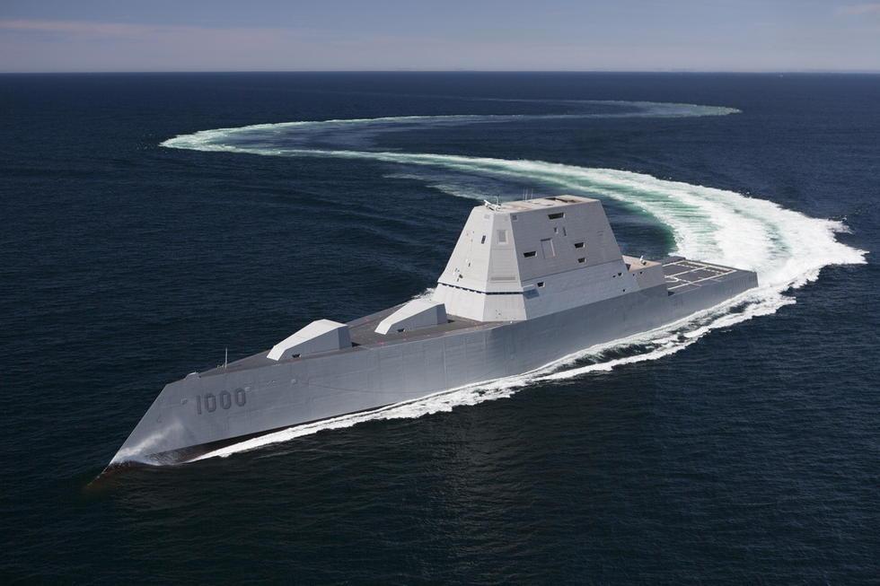 美提议将最强战舰部署韩国 专家斥其只是个摆设