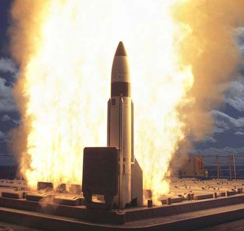 专家:真打起仗来美军标准3拦截不了我们的导弹