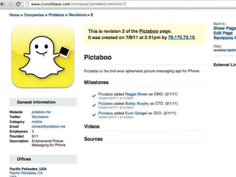 Snapchat的发家路:从色情应用到30亿美元IPO