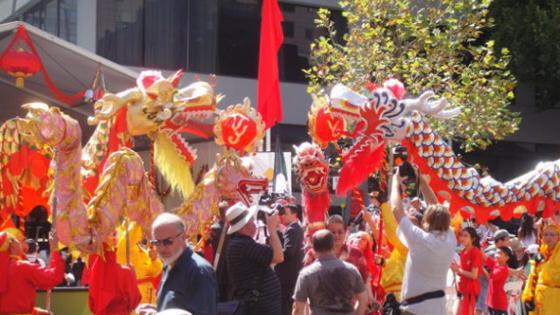 外媒:中国春节成全球性节日 获世界媒体点赞
