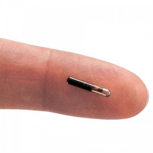 比利时公司为员工植入芯片代替门禁卡