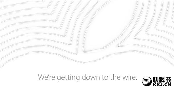 这就是苹果的iPhone 8邀请函?这个功能终于来了