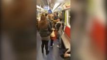三个印度人酒后调戏少女被中国人围殴
