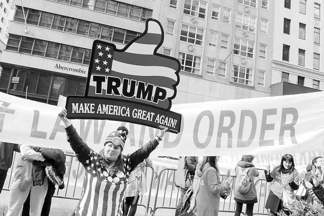 到底哪些美国人在支持特朗普?别听美国主流媒体的!