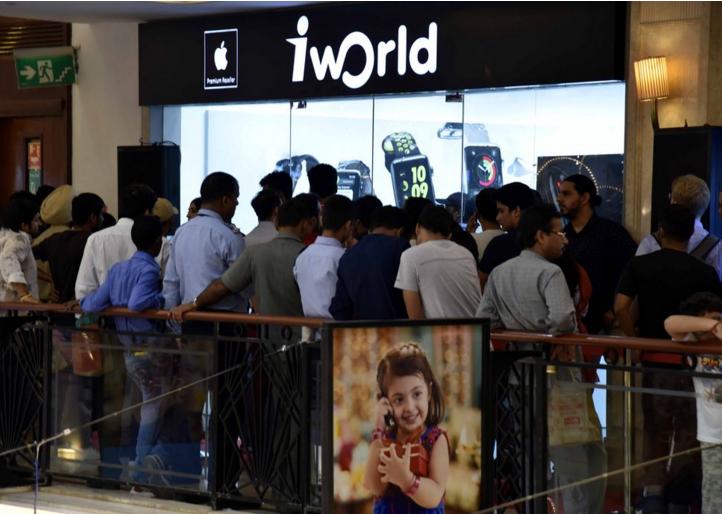 苹果或在印度再次尝试出售二手iPhone