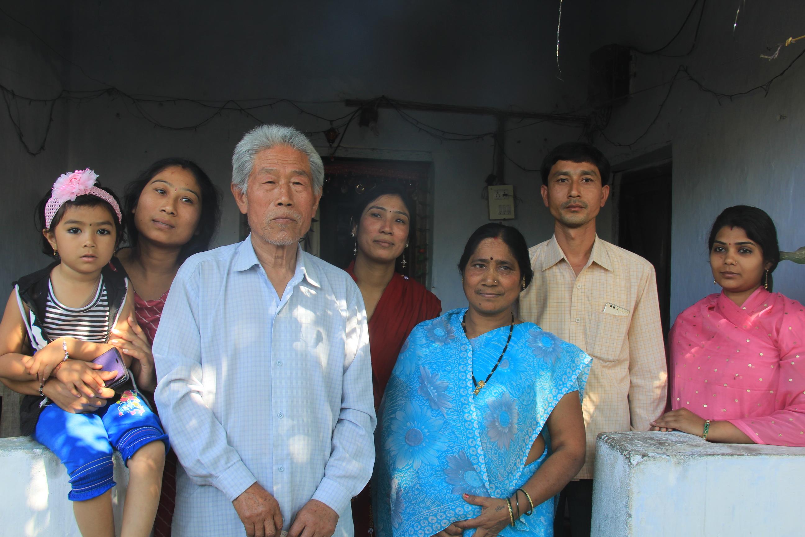探访被困印度54年的中国老兵:迫切想回到中国