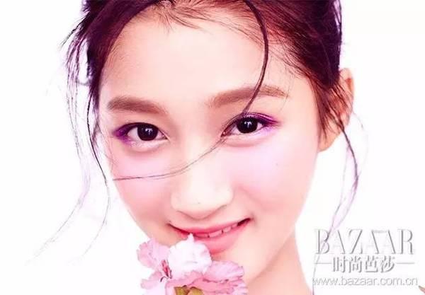 关晓彤×青春梦幻紫