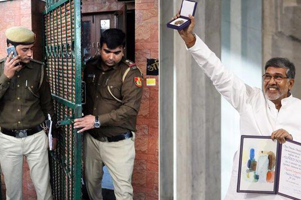 印度诺奖得主家中遭盗贼 证书奖章被偷