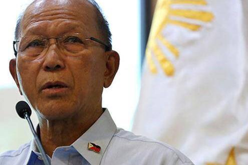 菲国防部长:已向中国提交所需国防设备清单