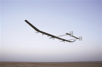 总师:超高空、长航时、易保障 国产太阳能无人机技术跻身国际前列