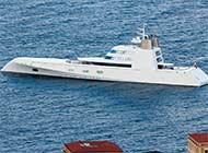 这艘民用船和DDG1000一样科幻