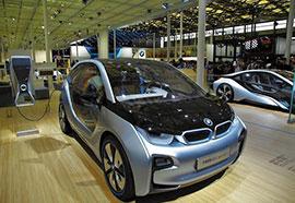 北京部分新能源车型厂家销售处于暂停状态