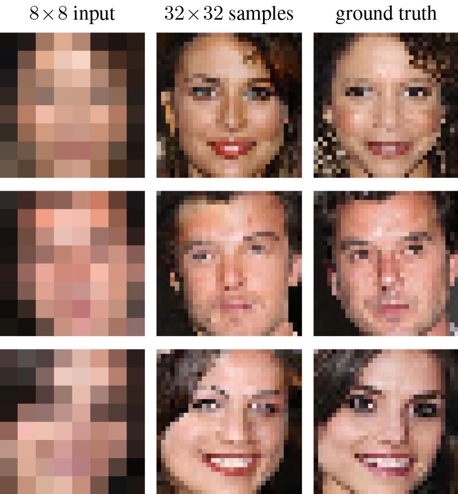 谷歌人工智能学习让低像素画面变清晰