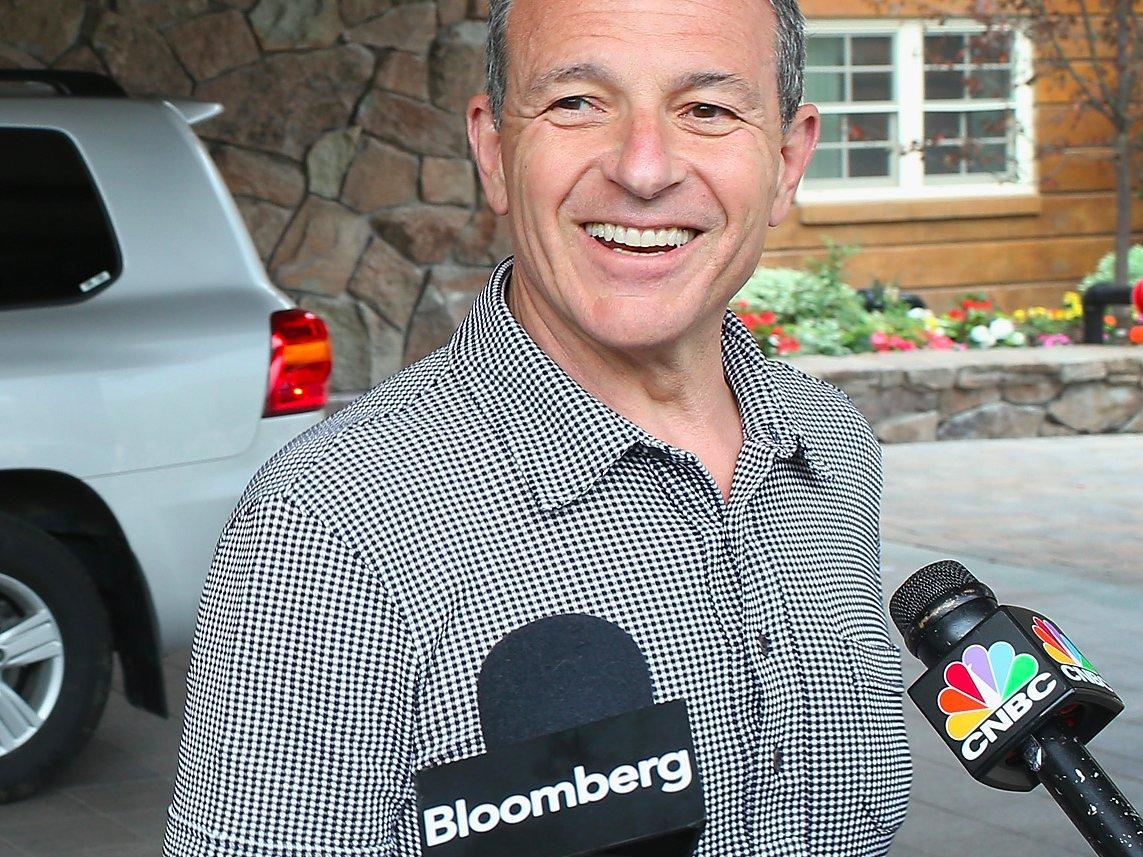 迪士尼CEO:电视上商业性广告普遍太多