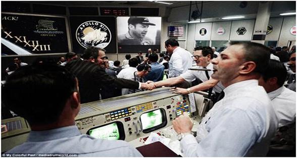 有图有真相!揭秘当年美苏太空竞赛的彩色照片