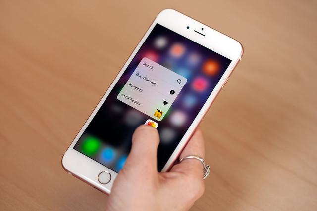 苹果因电池更换服务召回阿联酋8.9万部iPhone 6s