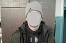 俄笨贼抢劫后踩滑雪板逃离 警察寻痕迹追上逮捕