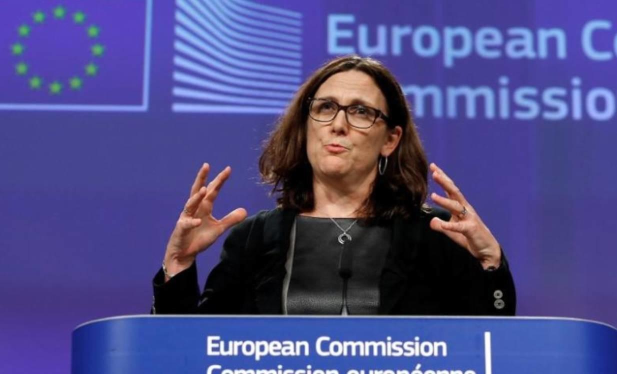 拿错剧本?欧盟表示将于中国联手抗击保护主义