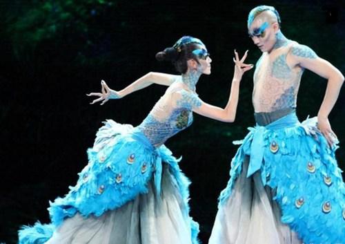 孔雀仙子杨丽萍的四大未解之谜 为了舞蹈,不生娃