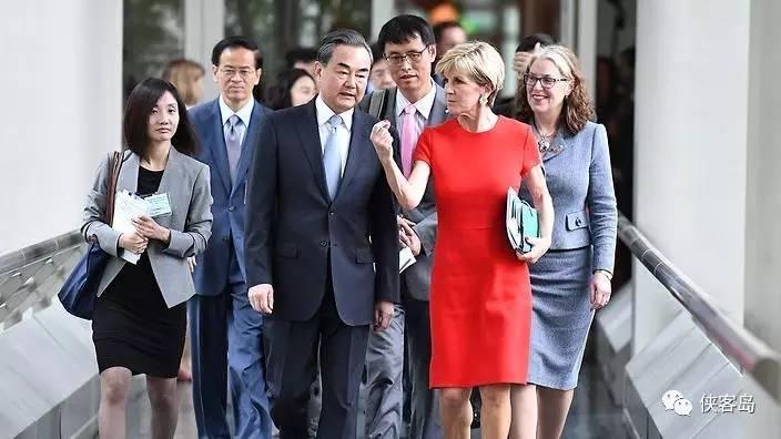 解局:被特朗普摔电话后 澳大利亚报复式亲华?