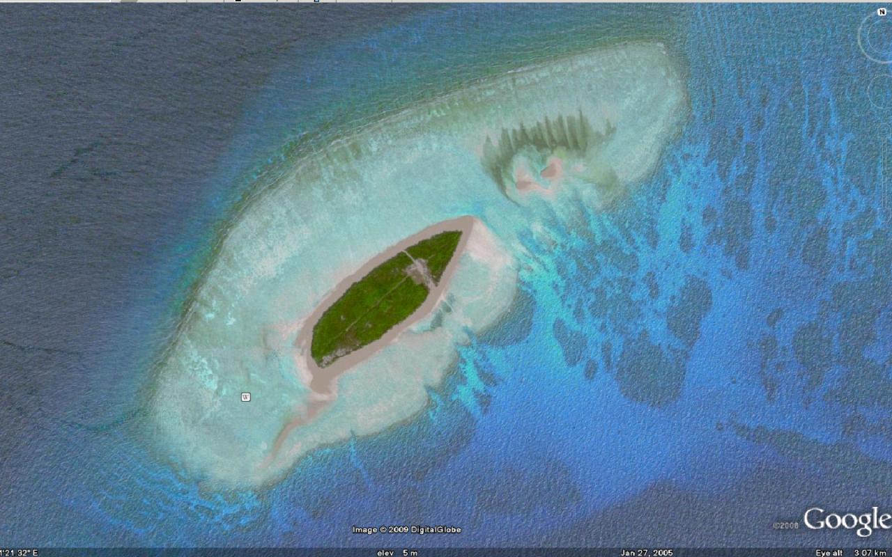 美国对南海觊觎由来已久 曾秘密潜伏南沙搞测绘