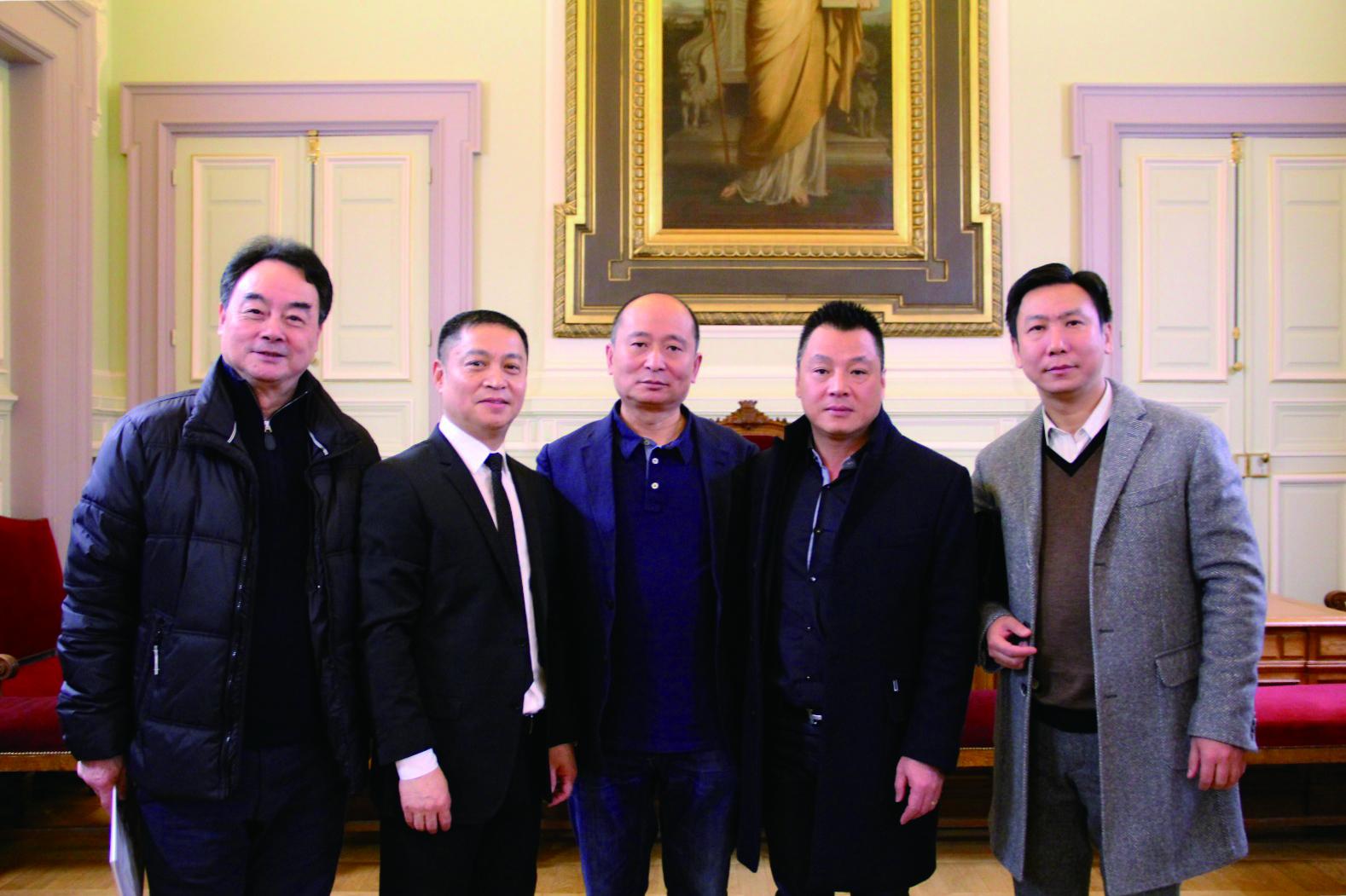 专访法国华人干版摄影家章毅