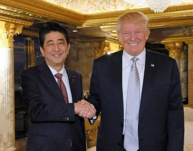 """吴正龙:安倍的""""大礼包""""能搞定特朗普吗?"""