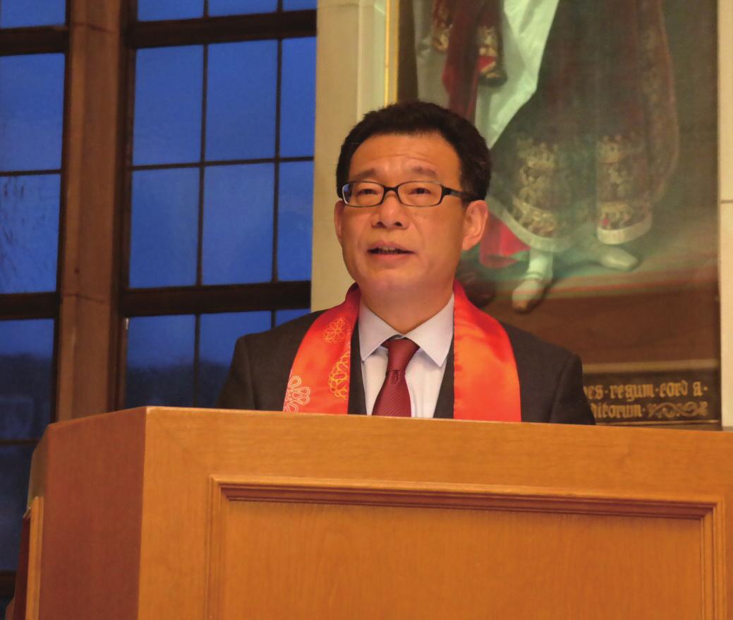 中国驻法兰克福总领事王顺卿 致谢《环球时报·欧洲版》