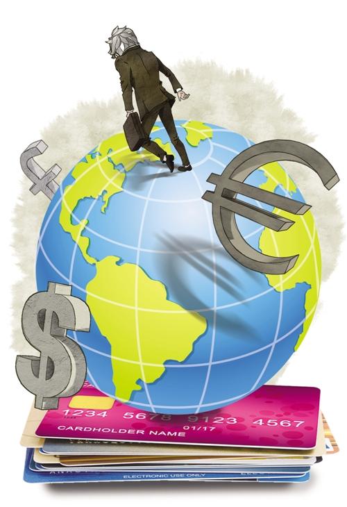 外资信用卡发力中国市场 主打差异化路线